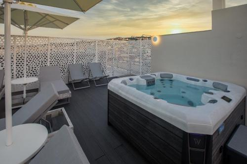Bagno di Mouikis Hotel Kefalonia