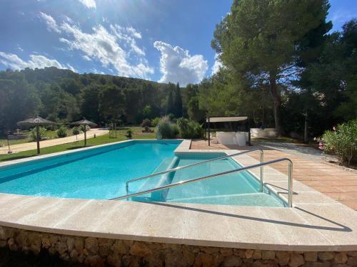 Basen w obiekcie Private Villas Puerto Pollensa lub w pobliżu