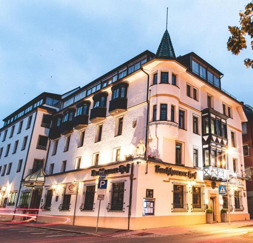 PLAZA Hotel Buchhorner Hof
