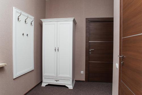 Ванная комната в Отель Беласток