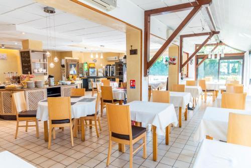 Hotel The Originals Paris Nord Roissy Bagatelle (ex Inter-Hotel) Goussainville, France