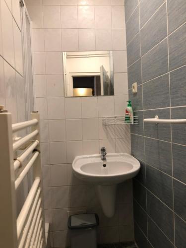 Ein Badezimmer in der Unterkunft Welcome Hostel & Apartments Praguecentre