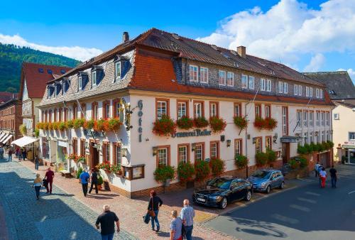 Hotel Brauerei Keller Garni