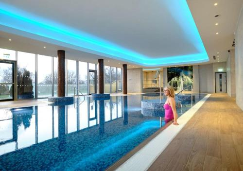 The swimming pool at or close to Manor House Country Hotel