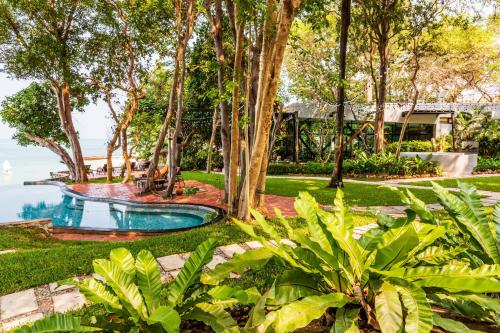 The swimming pool at or near The Monttra Pattaya