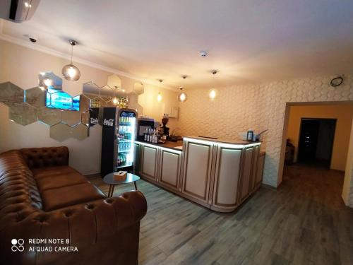 منطقة الاستقبال أو اللوبي في Coffee Room