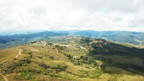 A bird's-eye view of Pousada Vila São Francisco