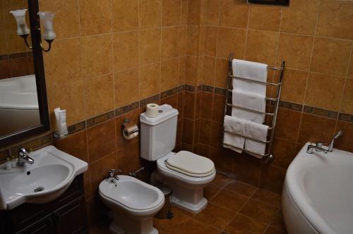 Ванная комната в Маунтин Виллас