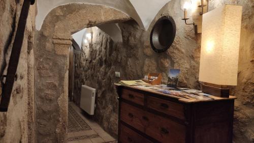 Ванная комната в Apartamentos Rurales La Casa de Luis