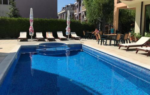Serenity Hotel Sveti Vlas, Bulgaria
