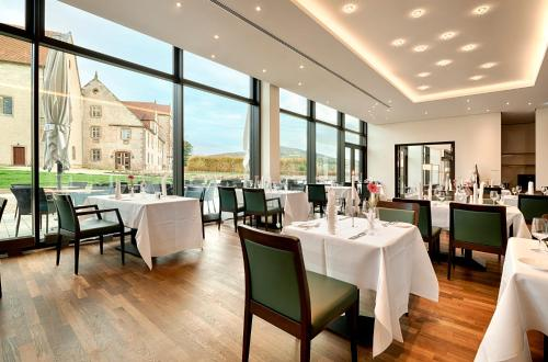 A restaurant or other place to eat at Hotel Kloster Haydau