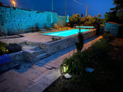 The swimming pool at or near Unique Antistress Oasis Villa Antiqua