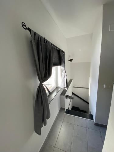 Łazienka w obiekcie The best hostel