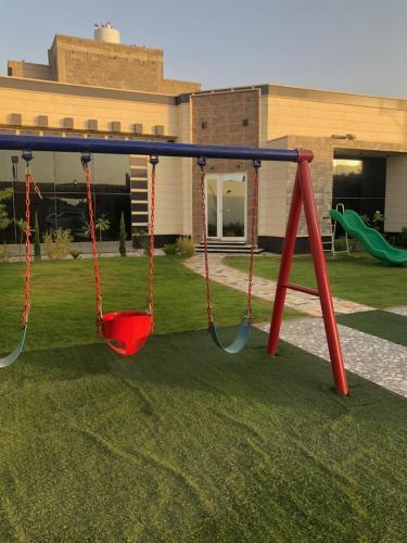 Parquinho infantil em Chalet AL SULTAN - for families only