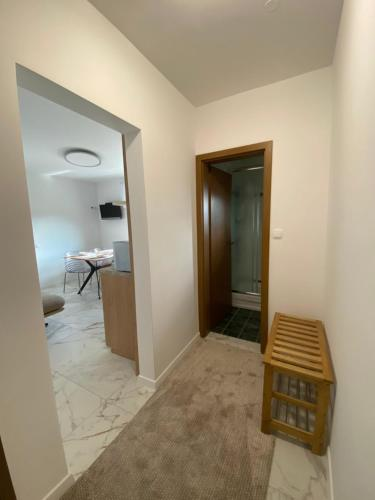 Kúpeľňa v ubytovaní Apartments-Rooms Kocijancic