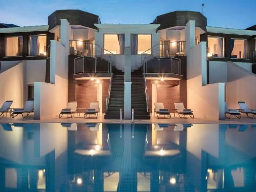 The swimming pool at or near Rixos Sungate