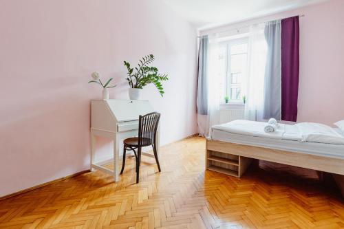 Łazienka w obiekcie Apus Apartament Krakow