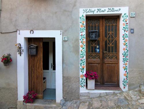 Exteriér nebo vchod ubytování Holiday Home Liliana