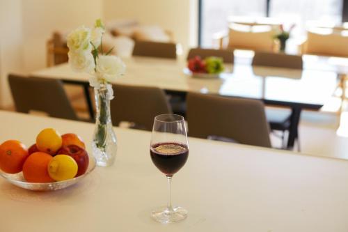 Grand Phenix Hakuba - Vacation STAY 85036にあるレストランまたは飲食店