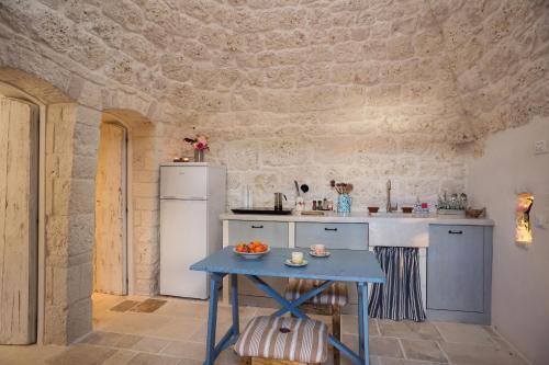 A kitchen or kitchenette at Le Dieci Porte