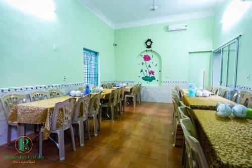 Nhà hàng/khu ăn uống khác tại Pi's Homestay CatBa