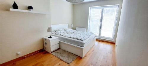 Łazienka w obiekcie Apart Morze Apartamenty 450m od morza