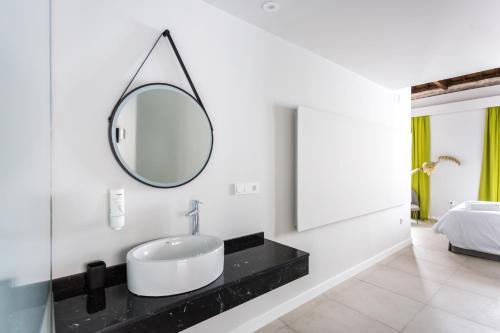 Ein Badezimmer in der Unterkunft Wey´s Home Suites