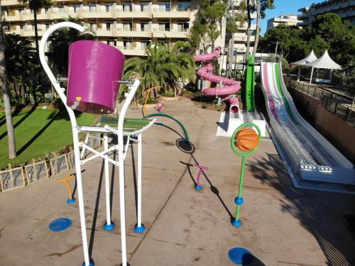 Zona de juegos infantil en Hotel Jaime I