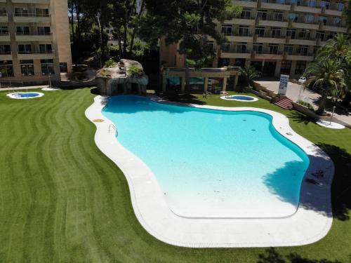 Vista de la piscina de Hotel Jaime I o alrededores