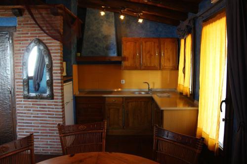 Una cocina o zona de cocina en Agroturismo Maddiola