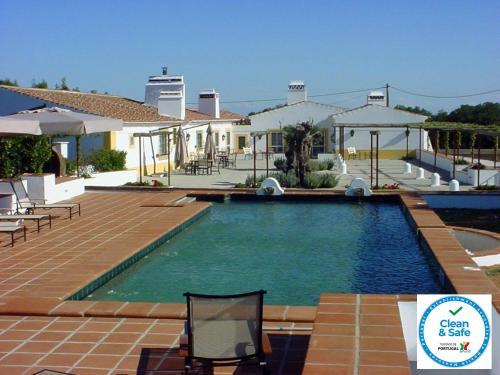 A piscina em ou perto de Quinta Da Espada