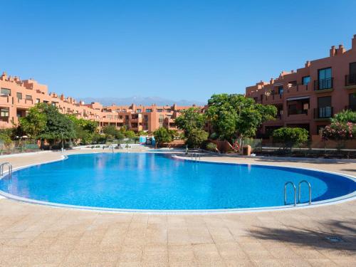 The swimming pool at or near Apartment Sunny Tejita