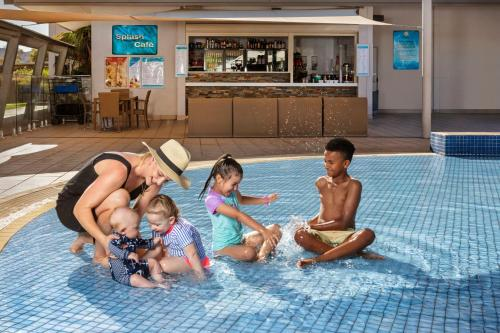 The swimming pool at or near Crowne Plaza Alice Springs Lasseters, an IHG Hotel