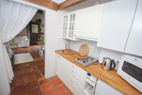 Una cocina o zona de cocina en La Gándara
