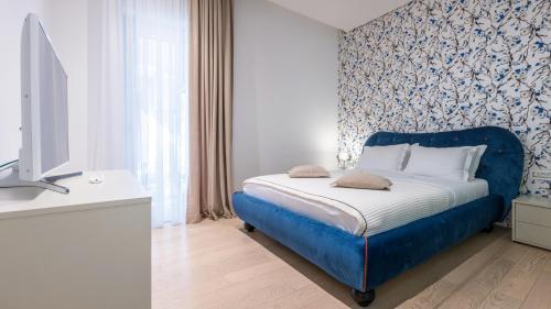 Кровать или кровати в номере Dukley Hotel & Resort