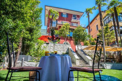 Villa Muralto Rooms & Garden