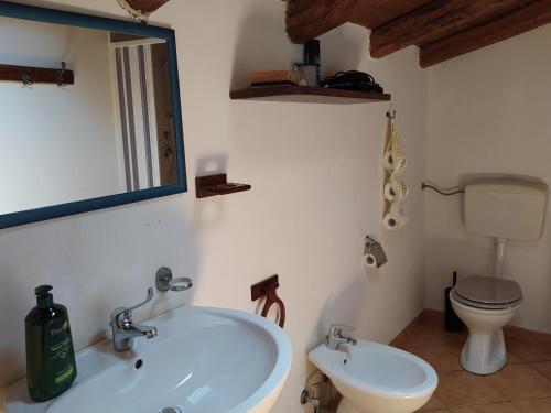Bagno di B&B Villa San Marco