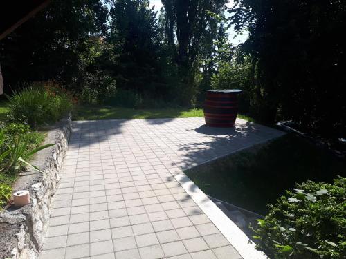 Vrt u objektu CESARGRADSKA KLET