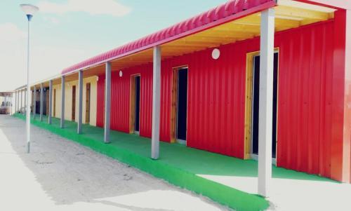 Albergue Centro de Ocio Luis Miguel
