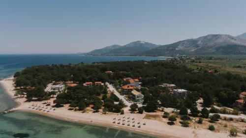 Άποψη από ψηλά του Hotel Kavala - Boutique Hotel