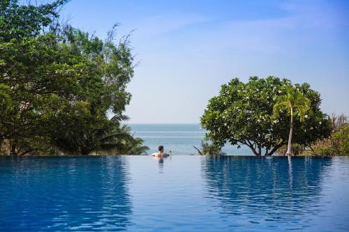 The swimming pool at or near Victoria Phan Thiet Beach Resort & Spa