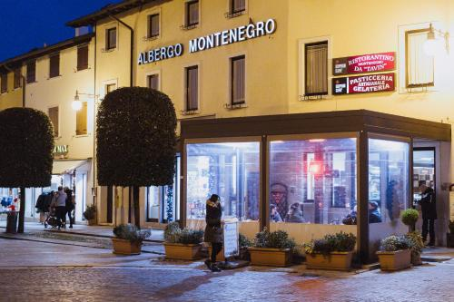 Albergo Montenegro Maniago, Italy