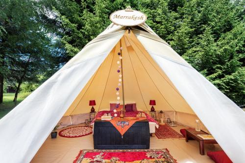 Luxury Camping - GLAMM