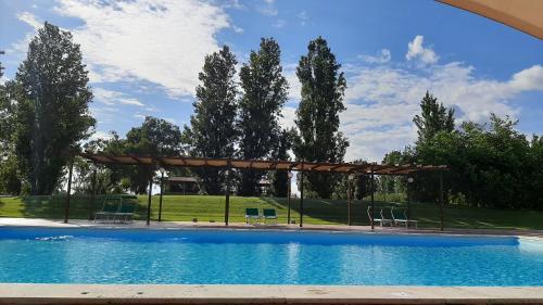 The swimming pool at or near Il Casale Corte Rossa