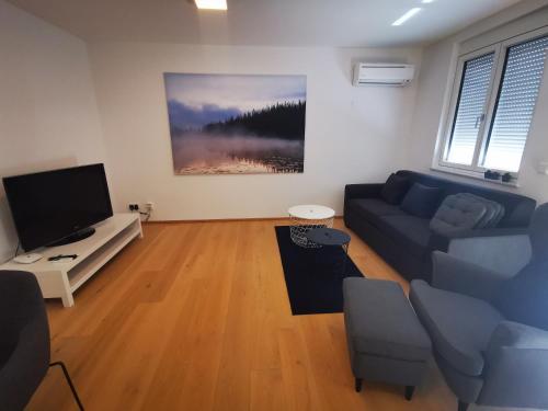 TV/Unterhaltungsangebot in der Unterkunft Spa Residenz Neusiedl