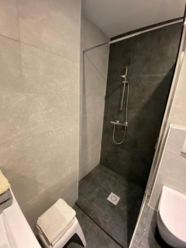 A bathroom at Apartment Bel-Air