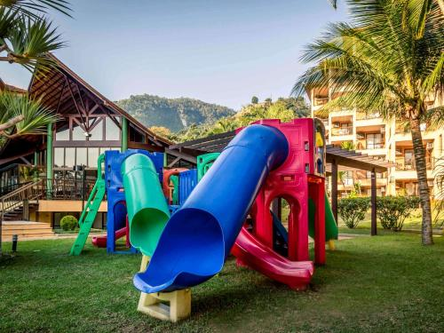 Children's play area at Mercure Angra dos Reis