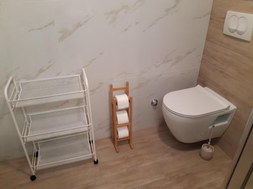 A bathroom at Holiday home Jardin
