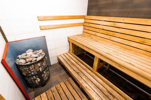Спа и/или другие оздоровительные услуги в Hotel Shokolad