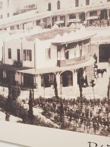 L'établissement Casa Poli Suites en hiver